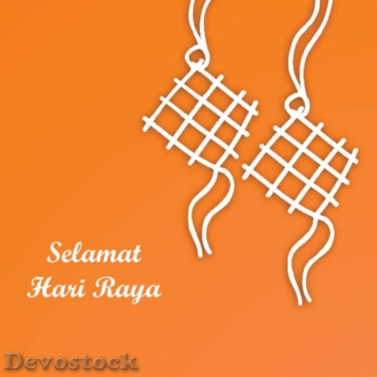 Devostock traditional-malay-ketupat-for-selamat-hari-raya-ve$7