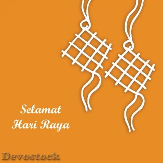 Devostock traditional-malay-ketupat-for-selamat-hari-raya-ve$9