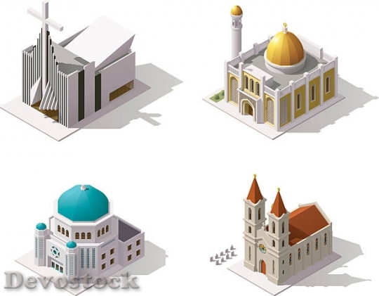 Devostock vector-isometric-places-of-worship-vector-id494161$1