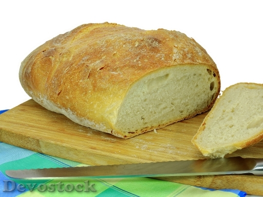 Devostock Bread Baked Goods Food 0
