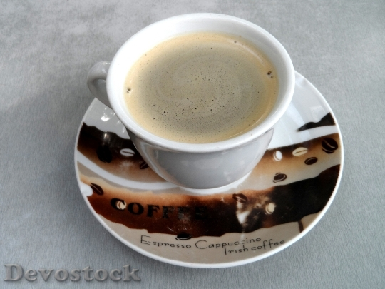 Devostock Coffee Cup Cup Saucer