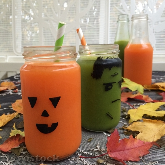 Devostock Halloween Juice Organic 1006458