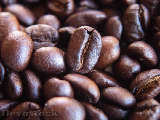 Devostock Roasted Coffee Beans 0