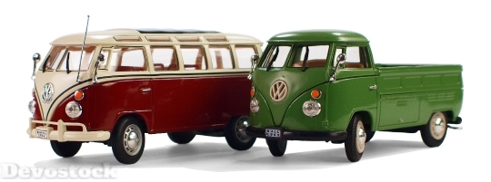 Devostock Vehicles Toys Volkswagen 3374 4K
